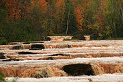 Matthew Winn - Bonanza Falls in Autumn
