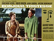 Jomel Files Posters - Bonjour Tristesse, Jean Seberg, Deborah Poster by Everett