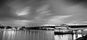 Rhin Prints - Bonn Kennedy Bridge Print by Andre Distel