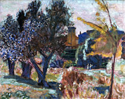 1924 Photos - Bonnard: Landscape, 1924 by Granger