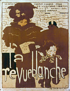 1894 Prints - Bonnard Revue 1894 Print by Granger