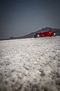 Salt Photos - Bonneville Speed Week Image by Holly Martin