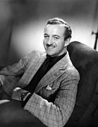 Wrist Watch Prints - Bonnie Prince Charlie, David Niven, 1948 Print by Everett