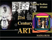 NeoPopRealism Starz  - Book by Nadia Russ