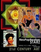 NeoPopRealism Starz Erotica As A High Artistic Aspiration - Book by Nadia Russ