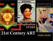 NeoPopRealism Starz Erotica As A High Artistic Aspiration - Book front cover