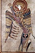 Book Of Kells: Saint Mark Print by Granger