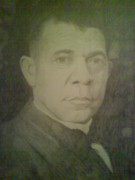 Discrimination Originals - Booker T. Washington  by Milton  Gore