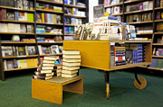 Novels Photos - Books Displayed on a Modern Table by Jaak Nilson