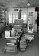 Boone County Posters - Boone and Wright General Merchandise in Bodie Poster by Troy Montemayor