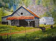 Rustic Originals - Boone Farm by Shirley Braithwaite Hunt