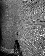 Mills Photo Originals - Boott Bricks by Jan Faul