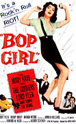 Bop Framed Prints - Bop Girl, Aka Bop Girl Goes Calypso Framed Print by Everett