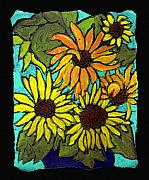 Stil Life Prints - Boquet of Sunshine Print by Wayne Potrafka