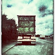 Manc Prints - Boring Truck! #manc #manchester #igers Print by Conor Duffy