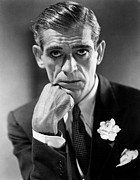 Lapel Framed Prints - Boris Karloff, 1930s Framed Print by Everett
