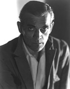 Publicity Shot Photos - Boris Karloff, Universal Pictures, 1935 by Everett