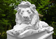 Abney Park Art - Bostock Lion by CLiPiCs