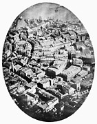 King James Photo Prints - Boston 1860 Print by Granger