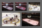 Rink Prints - Boston Bruins Print by Juergen Roth