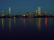 Boston Ma Photo Originals - Boston Cityscape by Stacy Devanney