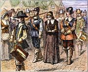 Boston: Mary Dyer, 1660 Print by Granger