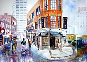 Boston Digital Art - Boston by Parag Pendharkar