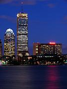 Charles River Art - Boston Prudential Center by Juergen Roth