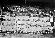 Boston Sox Prints - Boston Red Sox, 1916 Print by Granger