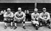 Boston Sox Photo Prints - BOSTON RED SOX, c1916 Print by Granger