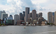 Massachusetts - Boston Waterfront 6 by Kathy Dahmen