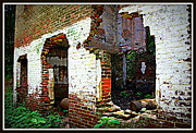 Virginia Ruins Photos - Boteler Cement Mill Ruins by Suzanne Stout