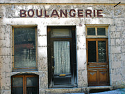 Old Store Photos - Boulangerie by Georgia Fowler