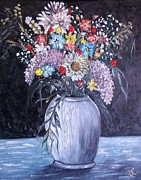 Rhonda Clapprood - Bouquet for the Senses