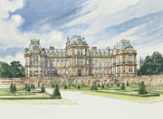 Stately Home Paintings - Bowes Museum by Peter Phillips