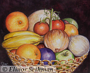 Elinor Sethman - Bowl Of Plenty