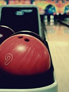 Tallahassee Prints - Bowling In Color Print by Darla Winn, Photographer