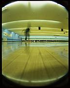 Bowling Alley Framed Prints - Bowling Is For Lovers 1 Framed Print by Josh Katz