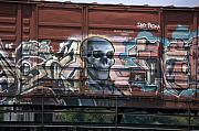 Wayne Higgs - Boxcar Art - Washington...