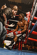 Boxer Digital Art Metal Prints - Boxer Metal Print by Wade Aiken