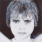 U2 Art - Boy by Annette Steens