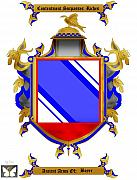 Coat Of Arms Digital Art - Boyer Family Crest by Anne Norskog