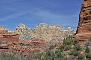 Boynton Canyon Prints - Boynton Canyon Print by Jim Chamberlain