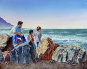 Irina Sztukowski - Boys and The Ocean