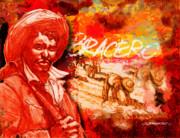 Bracero Print by Dean Gleisberg