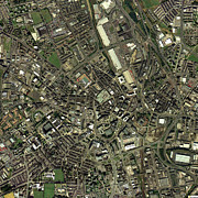 Bradford Photos - Bradford, Uk, Aerial Image by Getmapping Plc