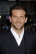 Premiere Framed Prints - Bradley Cooper At Arrivals For All Framed Print by Everett