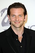 Fashion Designers Prints - Bradley Cooper At Arrivals For The 2009 Print by Everett