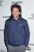 Tribeca Film Festival Posters - Bradley Cooper At Arrivals For Tribeca Poster by Everett