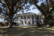 2000s Metal Prints - Bragg-mitchell Mansion Is An 1855 Greek Metal Print by Everett